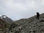 Ratsek dağ evine yükselirken